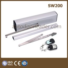 Wholesale SW200 heavy duty automatic interior swing door home automatic door opener with bearing load max kgs