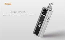 Wholesale Joyetech Cuboid Mini Kit W with ml Atomizer and mah TC Mod applies battery protection circuit system upgradable firmware Orignial
