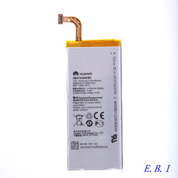 Wholesale Cell Phone Batteries Genuine Best Quality Replacement Battery MAH Li ion Bateria Original Built in For HUAWEI P6