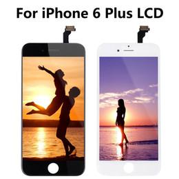 Complete OEM original screen lcd for iphone 6 plus lcd display screen replacement,for iphone 6 plus cell phone screen repair