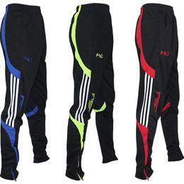men's beach pants leg football pants Slim received comprehensive training pant narrow pants football pant men riding pant jogging