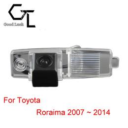 For Toyota Roraima 2007 ~ 2014 Wireless Car Auto Reverse Backup CCD HD Night Vision Rear View Camera