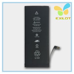 Wholesale 100pcs mAh Rechargeable Li ion Polymer Battery Replacement For iPhone iP G S inch V Batterie Batterij Bateria