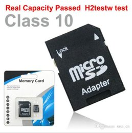 Wholesale Capacity Stable Memory Cards GB GB GB GB GB Class TF Micro SD Card With Adapter SDXC SDHC Tested Through