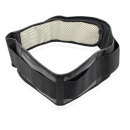 1Pcs Adjustable Tourmaline Self-heating Magnetic Therapy Waist Support Belt Belt Lumbar Back Waist Support Brace Double Banded