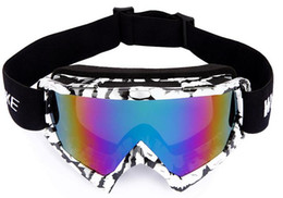 Wholesale WOSAWE Outdoor Riding Glasses Best Selling Men Polarized Sun Glasses Riding Windproof Goggle Eyewear Motorcycle Ski Goggles
