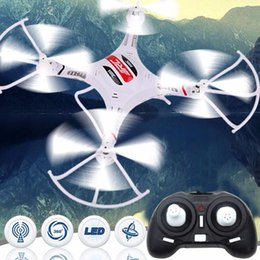 2016 Hot New Mini Headless Mode 2.4G 4CH RC Quadcopter Helicopter Drones Mode 30m Remote control rolling 360 degree