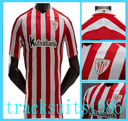 Wholesale 2016 Athletic Bilbao jerseys Shirt SUSAETA GURPEGUI MUNIAIN ADURIZ Wholesalers Thailand quality jersey New Season Athletic Club
