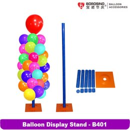 Wholesale Party Decoration Balloon Tree Display Stand B401