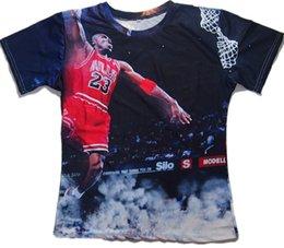 Wholesale Custom Usa Chic go Logo Michael Air Legend Jordan Long Sleeve D T Shirt Mens Basketball t shirts M A Graphic Gym Tee Black Red Multi