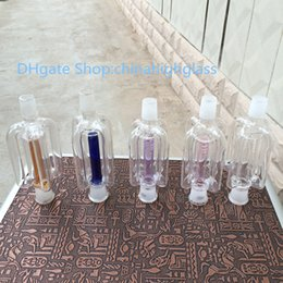 Wholesale Factory price high quality ash catcher different color ash catchers mm male and female glass bongs