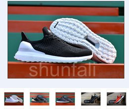 Wholesale Cheap AAA quality Ultra Boost Uncaged Hypebeast Primeknit ultraboost Mens Running Shoes men Sports Shoe Casual Sneakers Mix order size