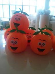 High Quality orange fruit mascot costume suit for any size mascot costume suit Fancy Dress Cartoon Character Party Outfit Suit