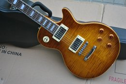 Custom shop 1959 Tiger Flame Electric Guitar