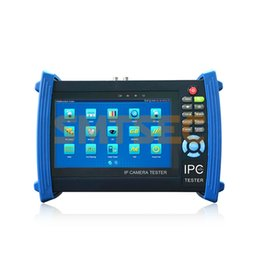 Wholesale IPC CVI quot Inch LCD Monitor CCTV Analog IP CVI HD Tester for Installation and Maintenance of Video Monitoring System