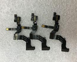Wholesale New Facing Camera flex cable For iphone G Front facing camera flex cable cam proximity sensor light flex cable replacement