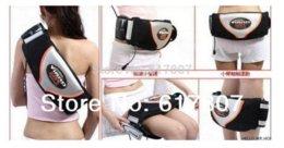 Wholesale Lowest price supplier Vibro shape vibration heated multifunctional massager belt slimming belt Cheap belt service