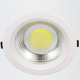Hot sale Super bright COB Led downlight 25W Recessed LED Ceiling light down light Lamp Cold White Natural White  warm white AC85~265V