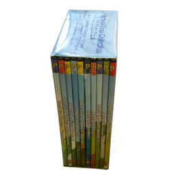 Wholesale Leap Frog Learning DVD Set DVD Flash Cards Inside Music CD Inside Discs US Version Boxset Brand New kg NR