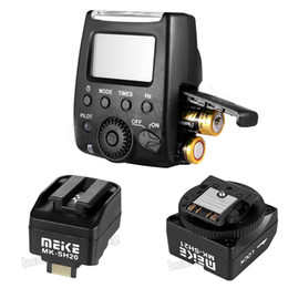 A7r sony en venta-Meike MK-300S LCD Speedlite luz de flash para Sony A6000 A7R A7 NEX 5R NEX 7