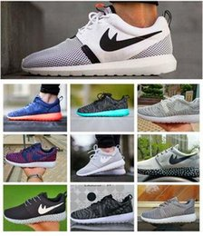 Wholesale Cheap Roshe Run Shoes Fashion Men Women Roshe Running London Olympic Walking Sporting Shoes Sneakers size UER