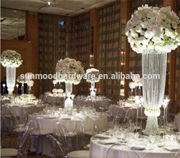 Wholesale accept paypal visa credit card New Arrival Tall Flower Vases For wedding decoration