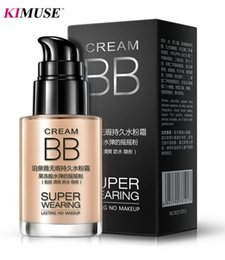 Wholesale KIMUSE BIOAQUA Persistent Gouache Frost Perfect Jelly like Water Bombs Moisturizing BB Cream ML Makeup Cosmetic Foundation