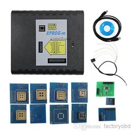 Wholesale New Metal Model XPROG M xprog xprog m Programmer V5 with High Performance