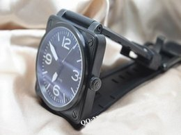 Wholesale NEW bell Automatic Movement Men s watch best Watches Rubber strap ross