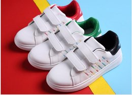 Children Shoes Girls Boys Shoes New Kids Leather Sneakers Sport Shoes Fashion Casual Children Boy Sneakers