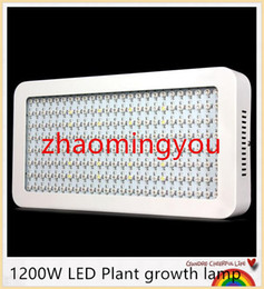 YON 1pcs Aquarium lighting 1200W EU AU US Plug Led Grow Light Lamp For Plants Vegetables Hydroponic System Grow Bloom Drop Shipping
