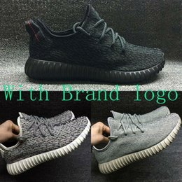 Wholesale 2016 hot Newest kanye west Milan Fashion Boost Flynit wire braid Breathable New Sneaker For Man Woman Shoes Running Shoes