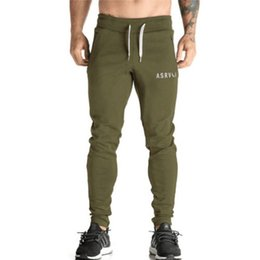 Wholesale Aesthetic Revolution Gym Bottoms Fitness Workout Pants Fashion handsome sweatpants