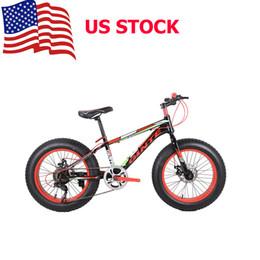 Wholesale Unisex inch Big Fat Beach Bike Mountain Bike Snow BicycleTyre Double Disc Brake Cycle