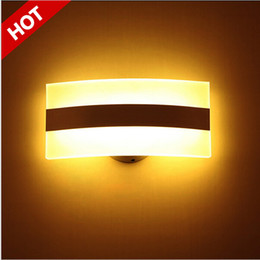 3W Aluminum led wall lights AC85-265V bathroom light high power led Modern beside lamp lampara de pared bed decoration lamps