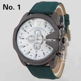 Wholesale A variety of colors Fashion generous business V6 market men's watches best gift Free Shipping