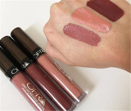 Wholesale New Makeup Cosmetics Lip Gloss Manny MUA X OFRA Liquid Lipsticks Long Lasting Aries charmed hypno Factory Direct