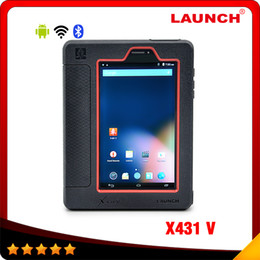 Wholesale 2016 New Released Globle Version Original Launch X431 V Update Via Official Launch Website X V With Bluetooth Wifi