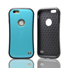 50pcs Korea Style TPU + PC Phone Case Candy Color Small Pretty Waist Slim Mobile Phone Shell Protector for iphone 6plus htc Nexus Marlin