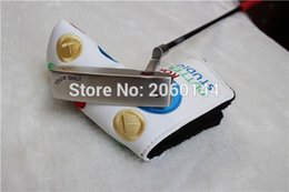 Wholesale Newport Timeless SSS G TOUR ONLY Golf Putter Clubs quot quot quot Inch Steel Shaft With Head Cover