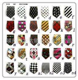 Wholesale Kids Neck Chokers - 2016 baby neck tie fashion boys necktie choker kids striped bow tie children neckties cravat neckwear BY DHL