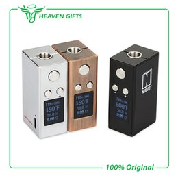 Wholesale 2016 New Arrival Artery Nugget TC Box Mod Variable Wattage Temperature Control Box Mod With mAh Capacity Battery From Heavengifts