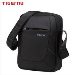 TOP quality Tigernu Authentic Backpack Men's casual shoulder bag man bag Messenger bag small backpack outdoor waterproof bag waterproof