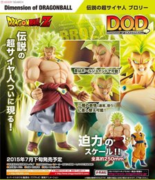 Wholesale New Arrival Dragon Ball Z Limited Edition S H Figuarts Super Saiyan Broly SHF Action Figure Brolly Model Toy Children Gift cm