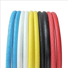 Wholesale Fixed Gear Bikes Tires vacuum tire C Fixed Gear bicycle tire inner tube solid color tire tread road bike tire c