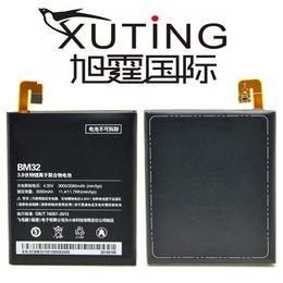 Wholesale Original Phone Battery mAh BM32 For Xiaomi M4 Mi4 Xiao Mi GB GB Replacement Batteries Best Quality