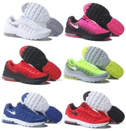 Discount Shoes Run Air Max Air Running Shoes Maxes 95 Led Grey Women Men Airmaxes Hyperfuse Zapatillas Deportivas Casual Trainers Outdoor Sneakers Size 36-46