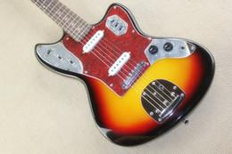 ALL NEW Jaguar electric guitar sunset color models