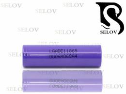 Wholesaler lg E1 18650 3.7V 3200mAh Rechargeable Lithium Ion Battery, Authentic lgE1 18650 Battery vape