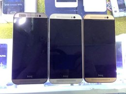 100% Refurbished Original HTC One M8 Unlocked Phone ROM 32GB RAM 2GB 5'' Quad Core FDD-LTE 3G WCDMA 2G GSM